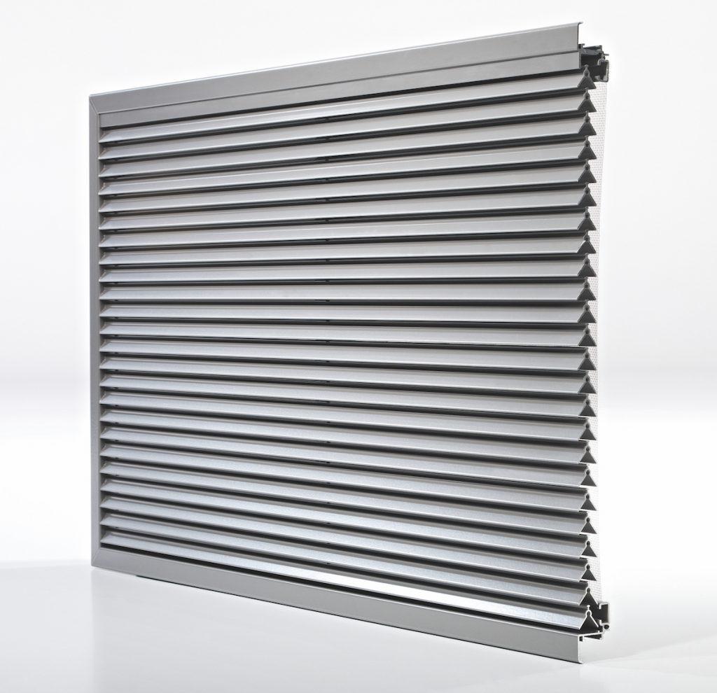 Ventilation. Grille de ventilation DucoGrille Classic 20V