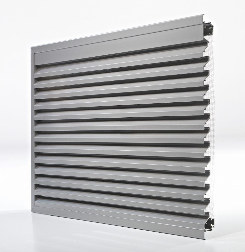 Ventilation. Grille de ventilation DucoGrille Classic 20Z