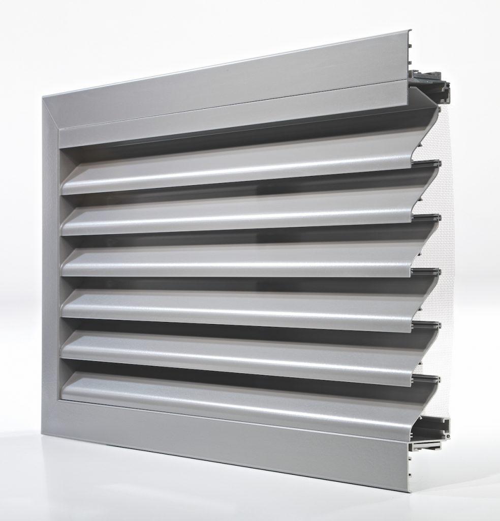 Ventilation. Grille de ventilation DucoGrille Classic 50S