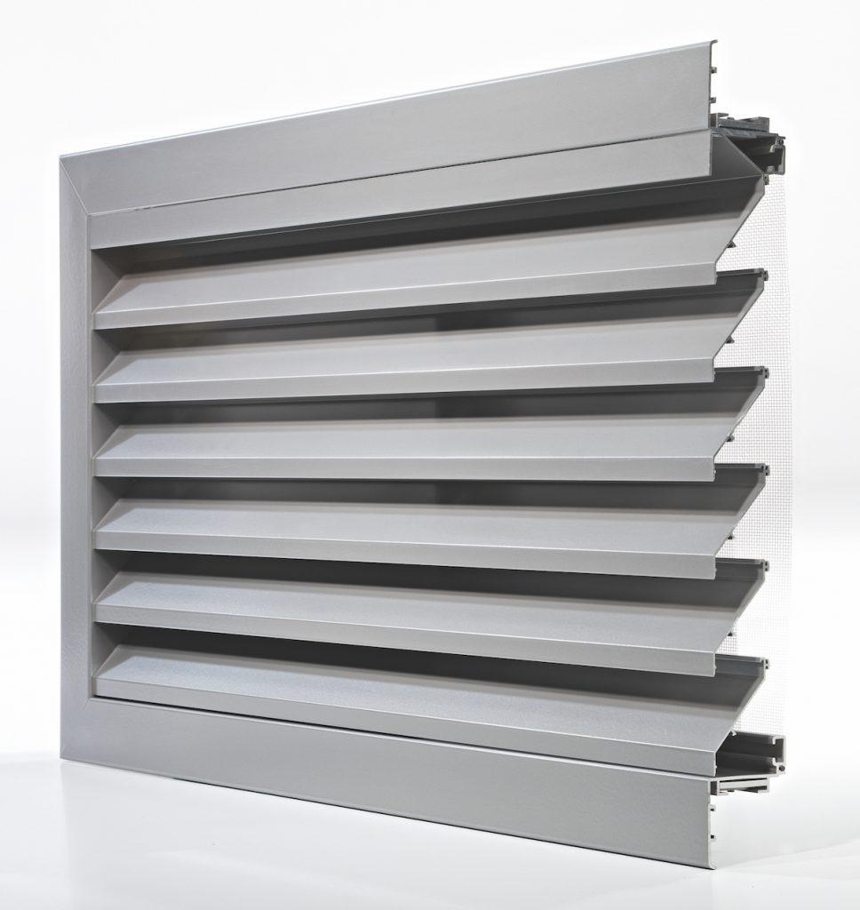 Ventilation. Grille de ventilation DucoGrille Classic 50Z