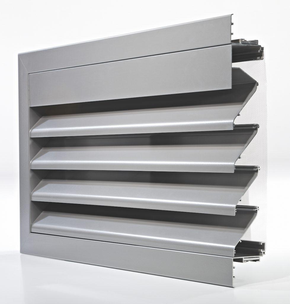 Ventilation. Grille de ventilation DucoGrille Classic 70S