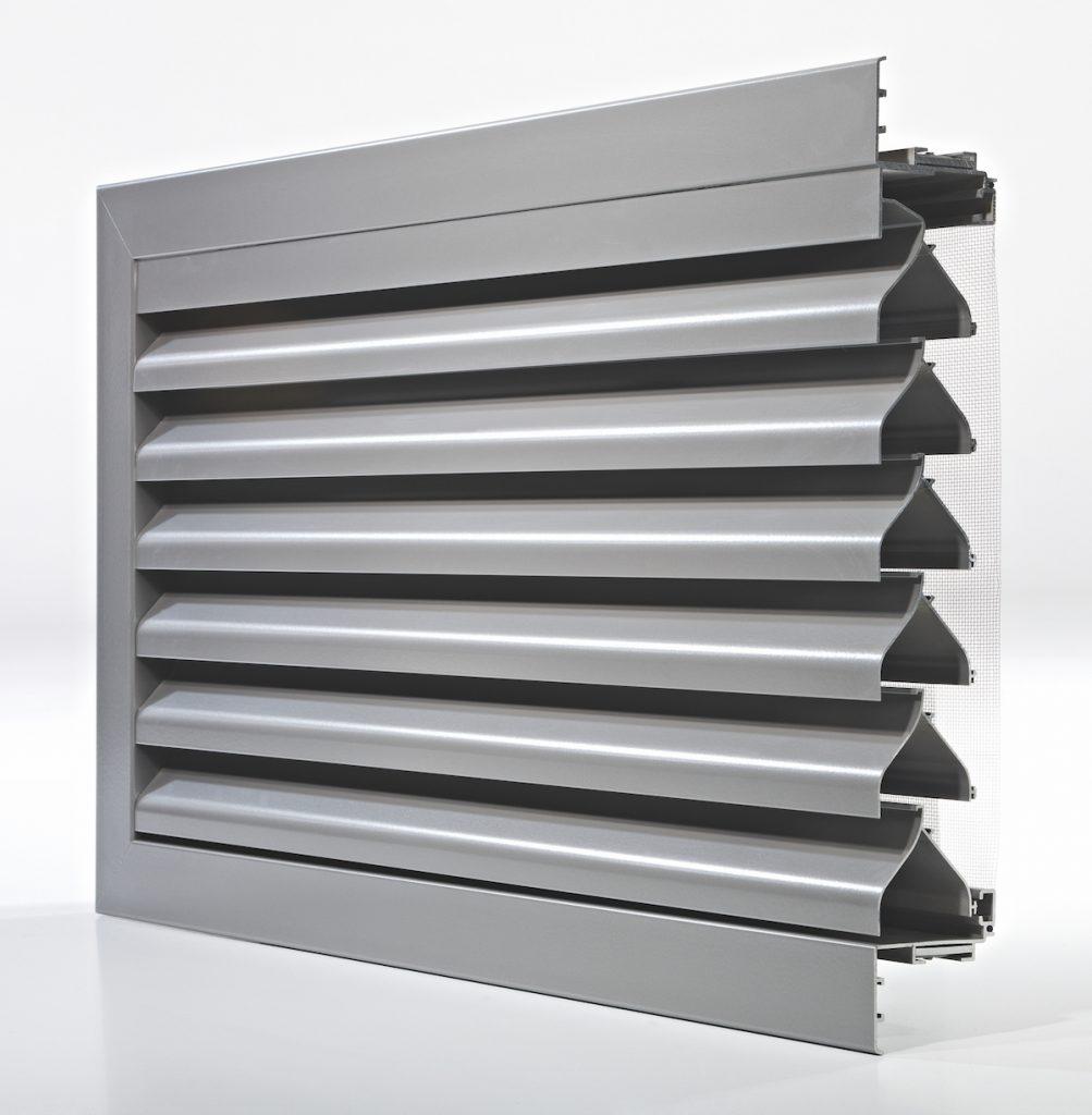 Ventilation. Grille de ventilation DucoGrille Classic 70V