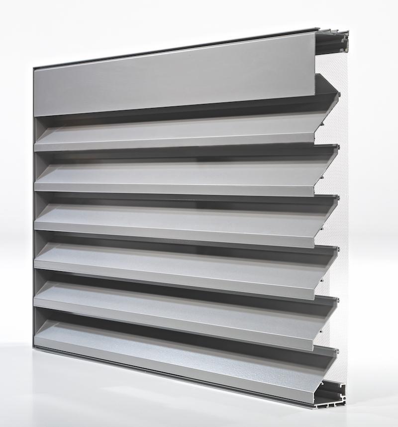 Ventilation. Grille de ventilation DucoGrille Classic 50_75Z