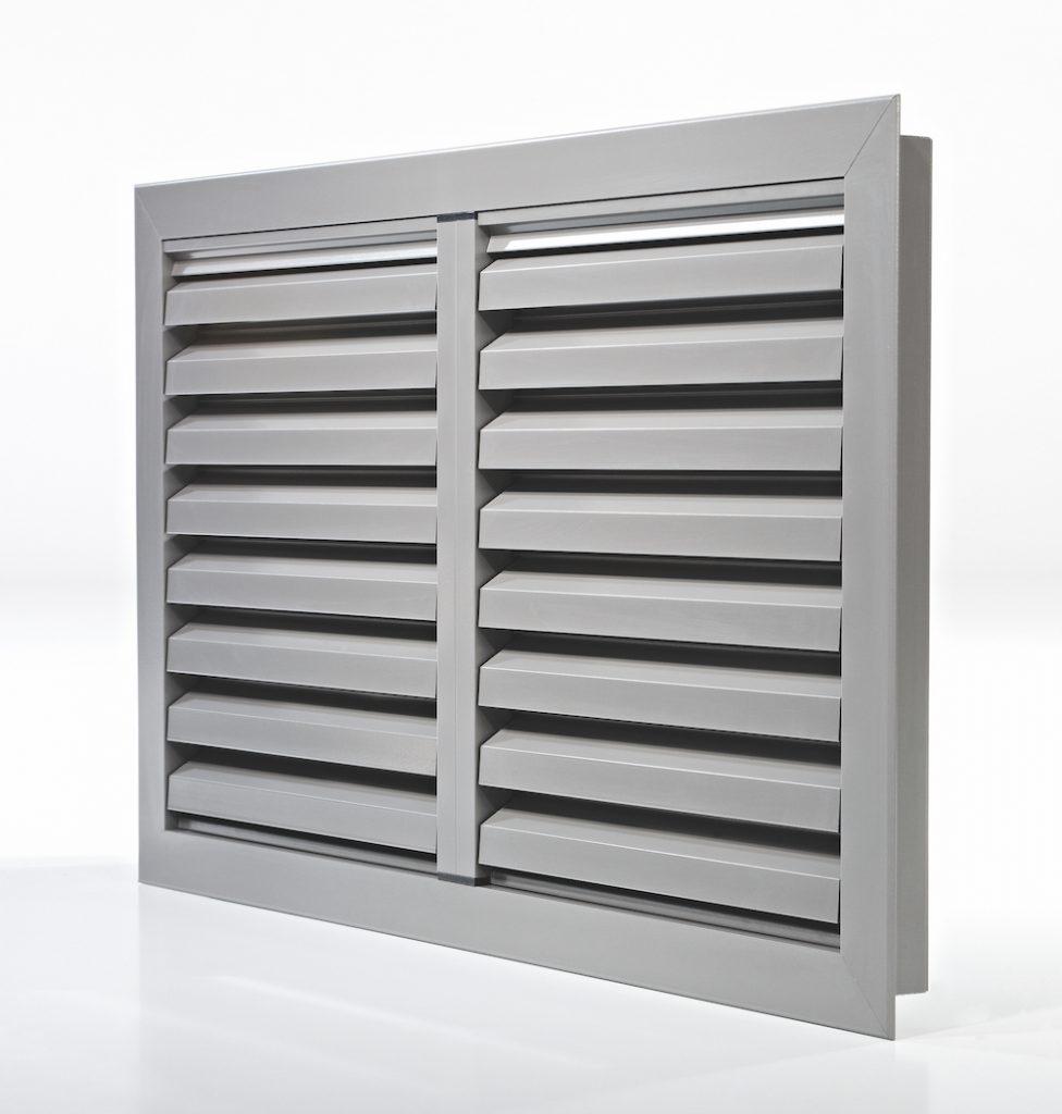 Ventilation. Grille de ventilation DucoGrille Close G-35Z