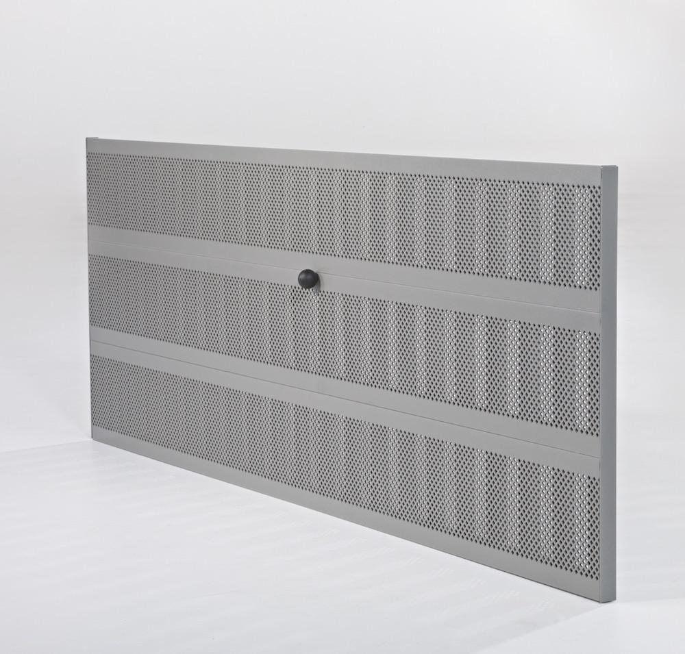 Ventilation. Grille de ventilation DucoGrille Close M-100