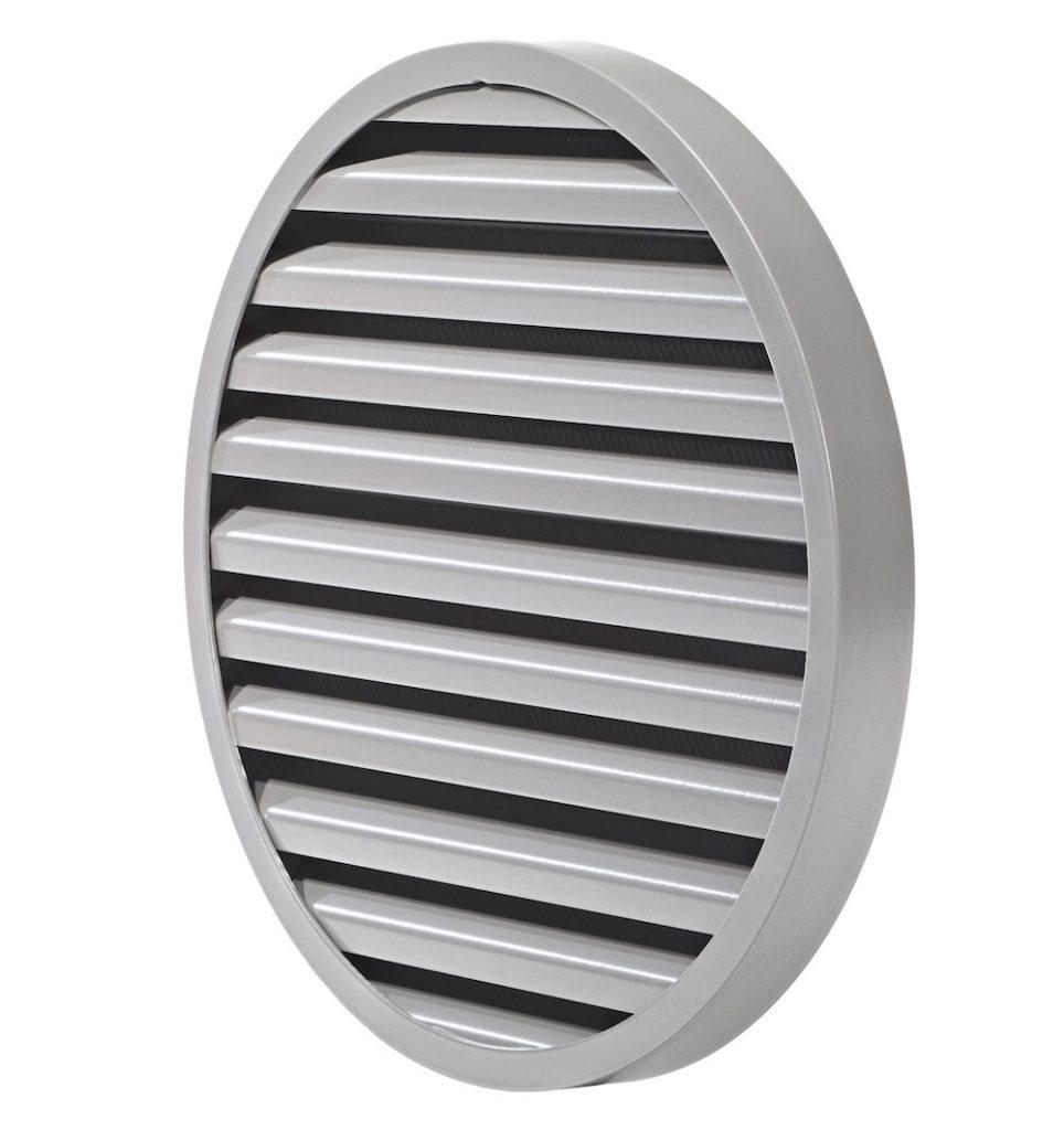 Ventilation. Grille de ventilation DucoGrille Solid MR-30Z-P1